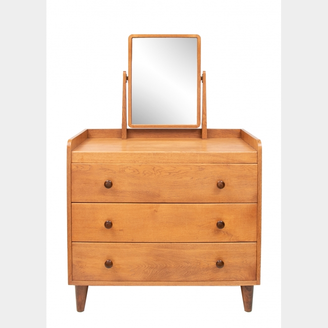 Gordon Russell light Oak dressing table**********SOLD**********
